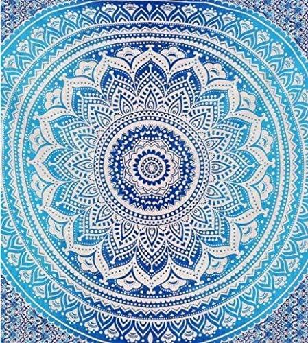 Wandteppich Hippie Mandala Bohemia Wandteppiche Psi...