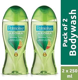 Palmolive Bodywash Aroma Morning Tonic Shower Gel - 250ml (Pack of 2)