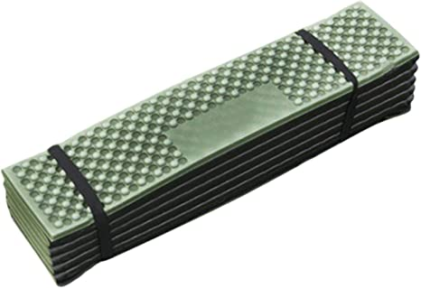 Foldable Mountaineering Foam Camping Mat Sleeping Pad Tent Dampproof Mattress