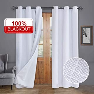 blackout curtain extra wide