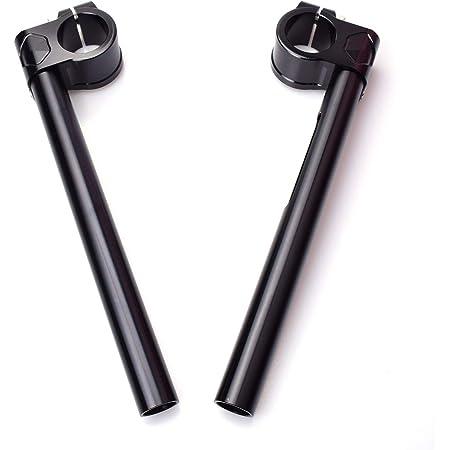 "1/"" Black Handlebar End Hand Grips for Harley-Davidson Sportster 883 XL883 1200"