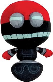 Sonic el Erizo T22515AORBOT - Muñeco de Peluche Sonic Boom Orbot Head, 15 cm