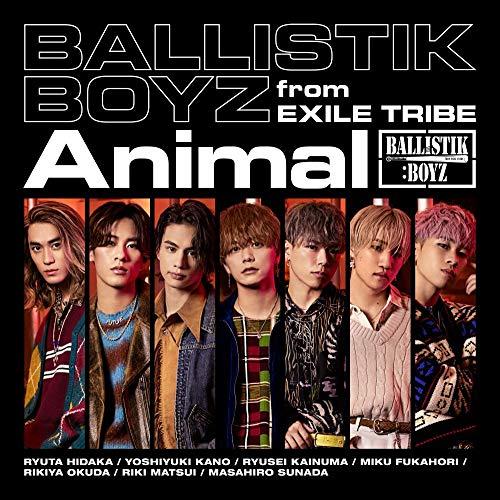 【Amazon.co.jp限定】Animal(CD)(ビジュアルシート(集合ver.)付き)