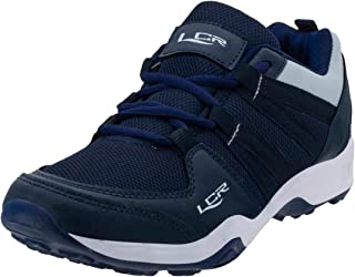Lancer Men's Lace Up Sports Running Outdoor Shoes