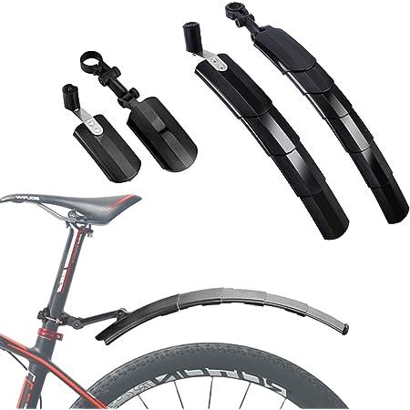 Fahrrad Guard Fender Spritzschutz Mudguard Set Vorne Hinten Schutzblech MTB Bike