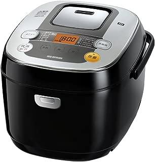アイリスオーヤマ 炊飯器 IH式 1升 銘柄炊き分け機能付き RC-IB10-B