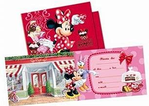 Amazon Es Invitaciones De La Minnie Mouse