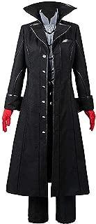 Persona 5 Costume Dancing Star Night Joker Protagonist Akira Kurusu Cosplay Suit