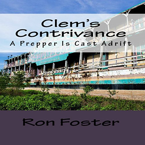 Clem's Contrivance audiobook cover art