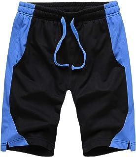 89716bc344 Pantalones cortos de los hombres Pantalones Cortos cómodos y Transpirables Pantalones  Cortos Deportivos Pantalones Deportivos para