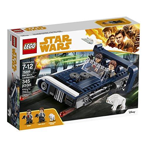 Han Solo Landspeeder LEGO Star Wars 75209 - 345 Pièces - 3
