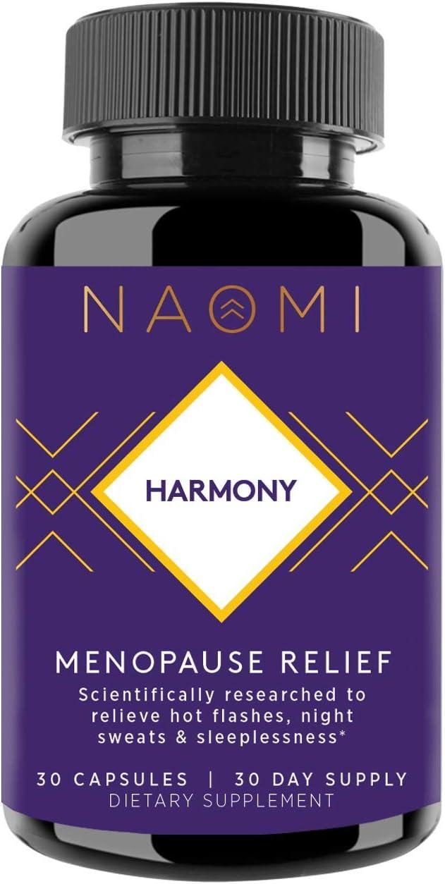 NAOMI Harmony - Menopause Ranking TOP16 Relief Natural Balance Supp Hormones Ranking TOP10