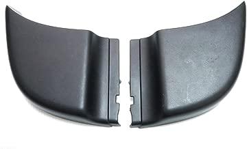 ihave PAIR LH RH Plastic rear bumper end corner cap For Toyota Hilux Mk6 Mk7 Vigo