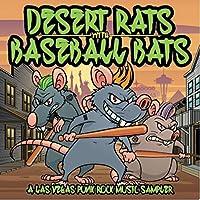 Desert Rats With Baseball Bats