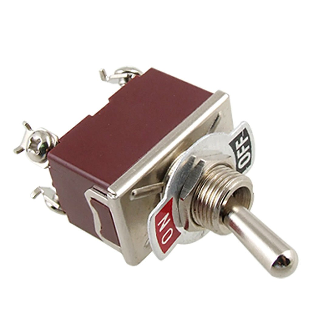 uxcell a10113000ux0239 Toggle Switch AC Handle 15 250V Ranking TOP15 Amp Large-scale sale Bat