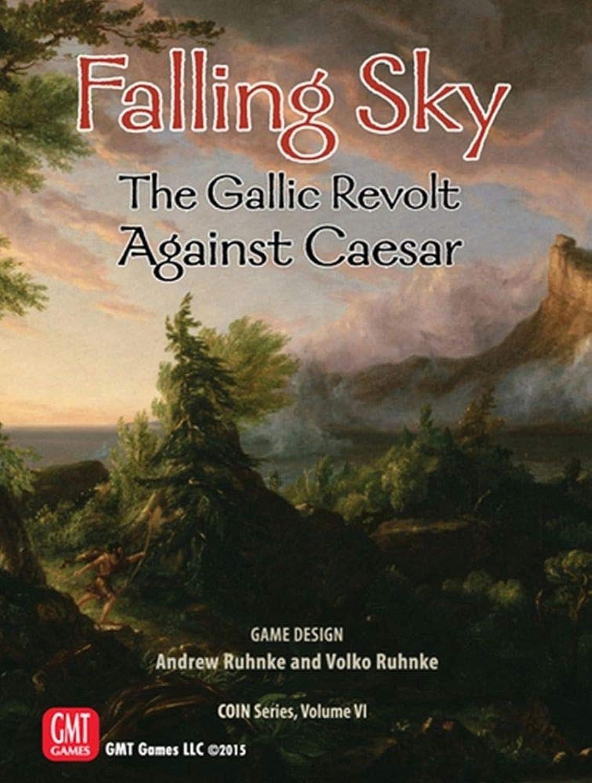 Ahorre hasta un 70% de descuento. COIN Series Falling Sky    The Gallic Revolt Against Caesar, 2nd Printing  Disfruta de un 50% de descuento.