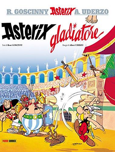 Asterix gladiatore (Italian Edition)