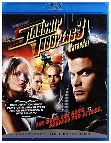 Starship Troopers 3: Marauder [Region 2] (IMPORT) (Keine deutsche Version)