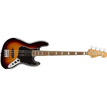 Fender Vintera '70s Jazz Bass - Pau Ferro Fingerboard - 3-Color Sunburst