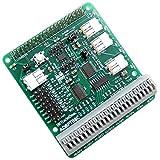 ビット・トレード・ワン Raspberry Pi用汎用電動機制御基板 ADRPTB8C