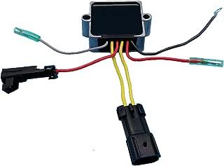 Tuzliufi Replace Voltage Regulator Rectifier Mercury 6 Wire 25hp 30hp 40hp 50hp 60hp 135hp 140jet 150hp 175hp 200hp 240hp 2 3 4 6 Cylinder 194-3072K1 854515T2 883071T1 883072T1 883072T2 893640-002 Z58