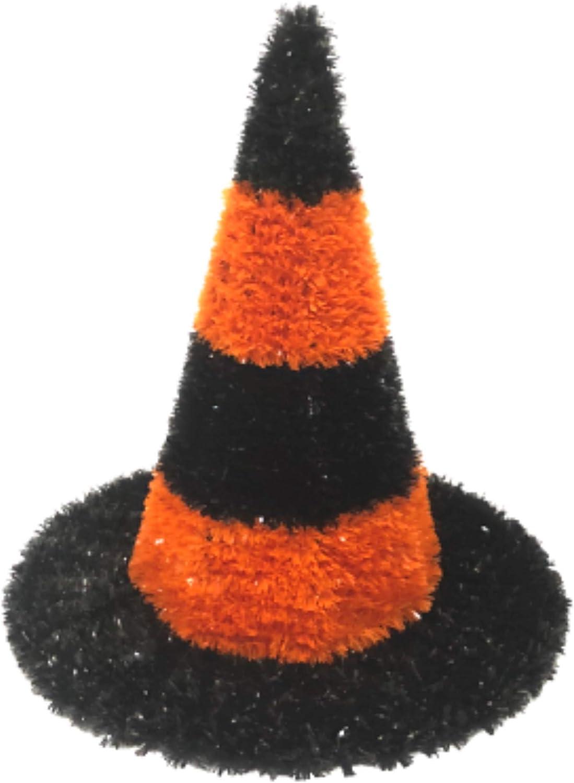 Brite Star Halloween Haloween Black Tinsel Fort Worth Mall Orange 4 years warranty