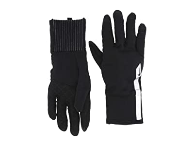 Nike Flash Sphere Running Gloves (Black/Silver/Black) Gore-Tex Gloves