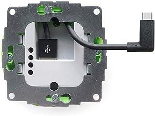 Smart Things sCh-12 W-USB-C-1.0 s24c AC/DC strömförsörjning sCharge s24 c lämplig för Apple-raktyp, iPad Pro