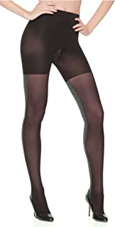 Tight-End-Tights Heathered Contrast Style 2446