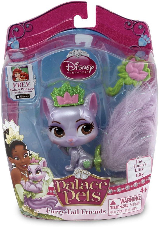 Disney Princess Palace Pets Furry Tail Friends Tiana Lily