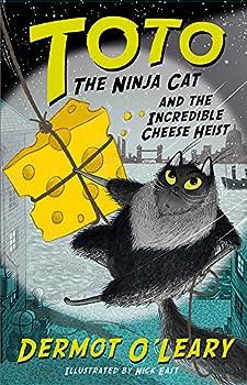 Toto The Ninja Cat & Incredible Cheese H
