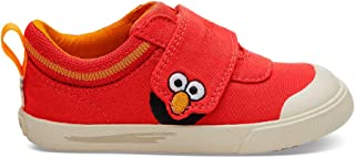 TOMS Unisex-Child 10013633 Sesame Street X Cookie Monster Tiny Doheny Sneakers 10013633
