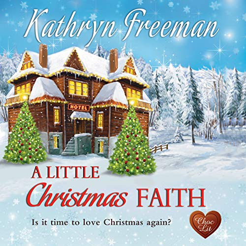 A Little Christmas Faith audiobook cover art