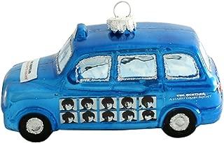kat + annie 74657 The Beatles Blue London Taxi