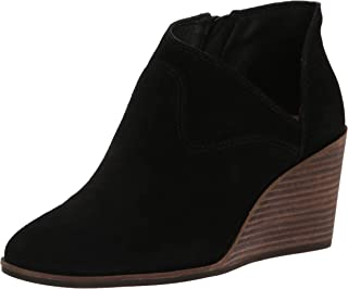 Lucky Brand Women's Zollie Bootie Ankle Boot, Black, 7