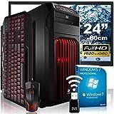 AGANDO Extreme Gaming PC de paquete completo multicolor AMD Radeon RX580 8GB AMD FX-8320