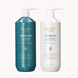 Argan Shampoo And Conditioner