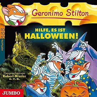 Hilfe, es ist Halloween! Titelbild