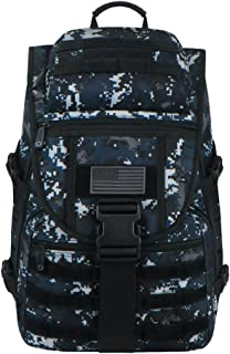 East West U.S.A RTC504 Tactical Molle Military Assault Rucksacks Backpack