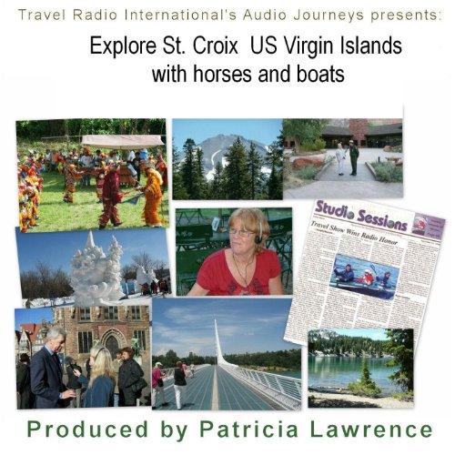 Audio Journeys: St. Croix, US Virgin Islands audiobook cover art