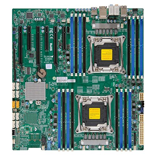 Supermicro Extended ATX DDR4 LGA 2011 Motherboard X10DAI-O