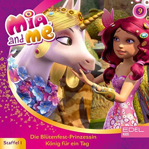 Die Blütenfest-Prinzessin / König für einen Tag. Das Original-Hörspiel zur TV-Serie Titelbild
