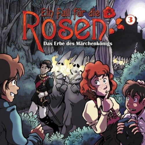 Das Erbe des Märchenkönigs audiobook cover art