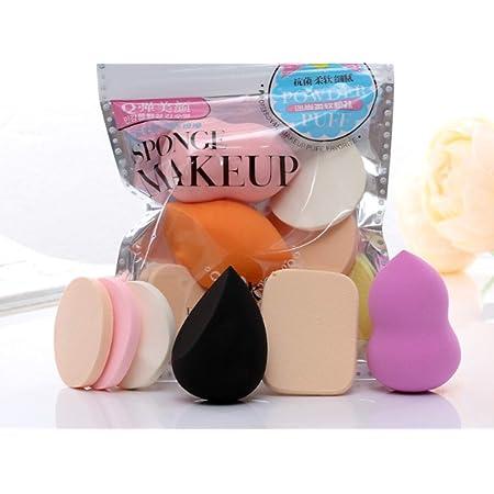 lowprice 6-in-1 Makeup Sponge (Multicolour)