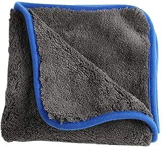 TOOGOO Car Wash Kit Lavage De Voiture /éPonge Microfibre Nettoyage Tissu 800Gsm Voiture S/éChage Polissage Fartage D/éTailler Serviette Charpie Pack De 4 Car Wash Mitt Waterproof