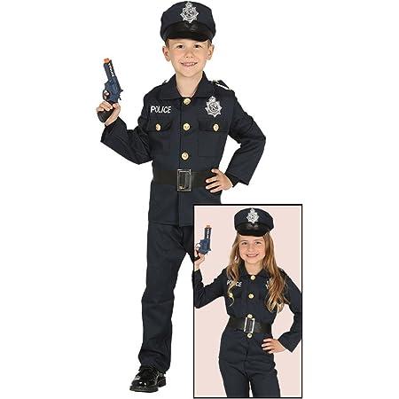 Guirca -Disfraz Policía