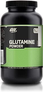 OPTIMUM NUTRITION L-Glutamine Muscle Recovery Powder, 300 Gram