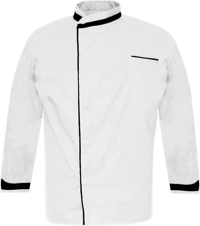 overseas Primebail Light Weight Chef Jacket Men Ranking TOP4 Coat for HN-