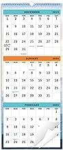 2020 Wall Calendar - 3-Month Display Vertical Calendar, Calendar Planner 2020, 11