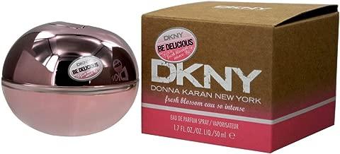 Donna Karan DKNY Be Delicious Eau de Parfum Spray for Women, Fresh Blossom So Intense, 1.7 Ounce